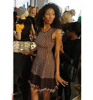 Chic spotted - Missoni prints