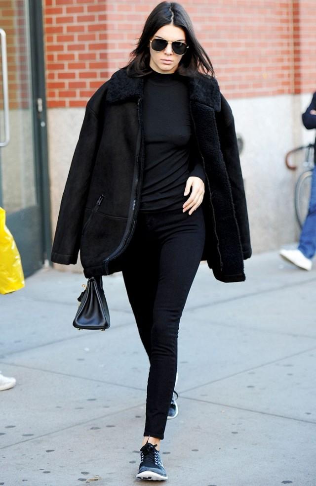 Chic Black Looks